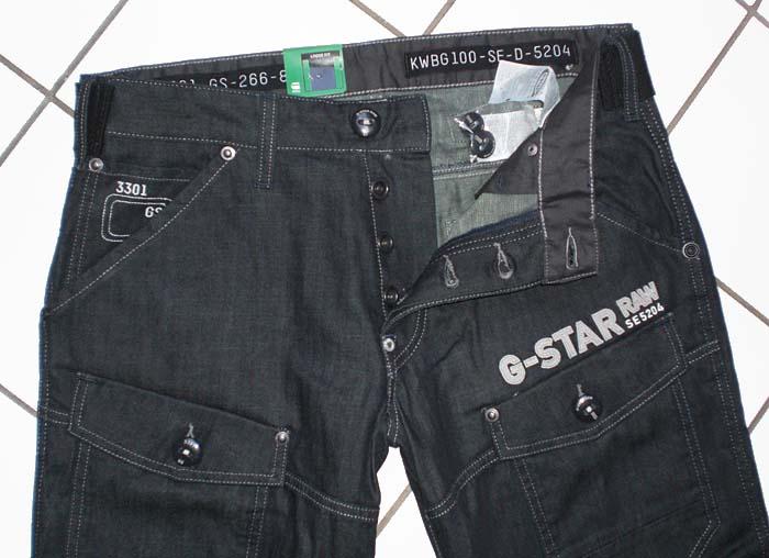 g star herren jeans hose storm 5620 loose post embro brooklyn raw denim neu ebay. Black Bedroom Furniture Sets. Home Design Ideas